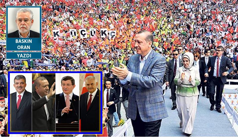 AKP'nin iktidara gelmiş olmasından ben çok memnunum