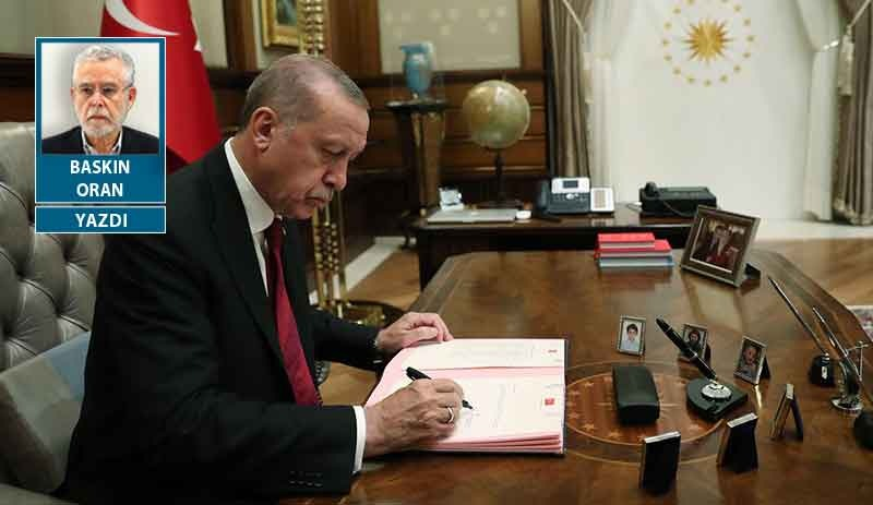 Baba Diyalektik Tek Adam, R. T. Erdoğan'a karşı…