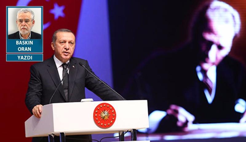 Erdoğan niye Atatürkçü oldu?