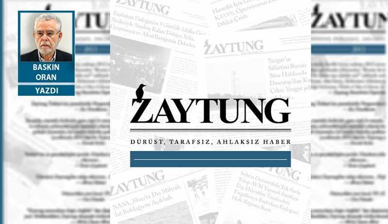 Kaçırmış olabileceğiniz Zaytungsal haberler