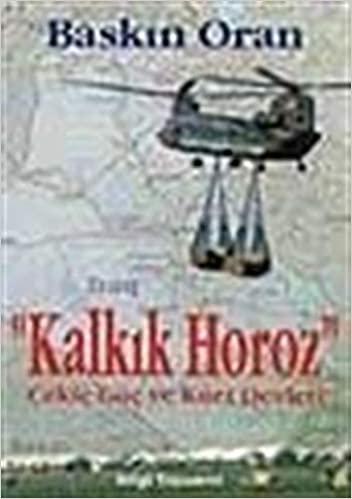 Kalkık Horoz - Çekiç Güç ve Kürt Devleti, Aralık 1996