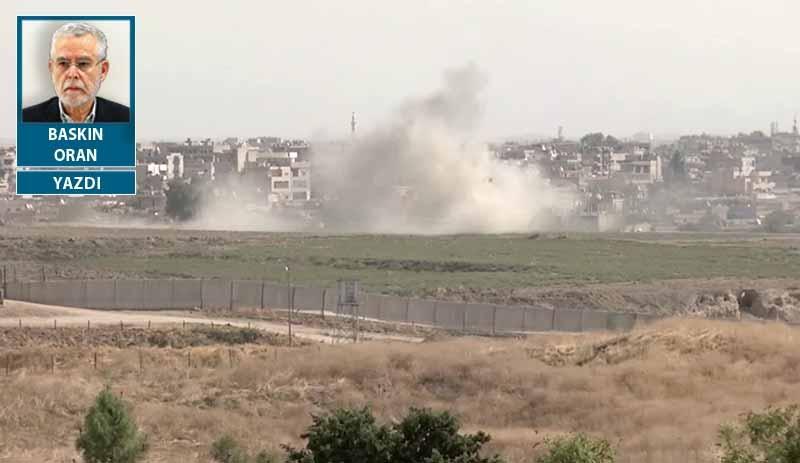 Nusaybin'in oraları kim bombalıyor?