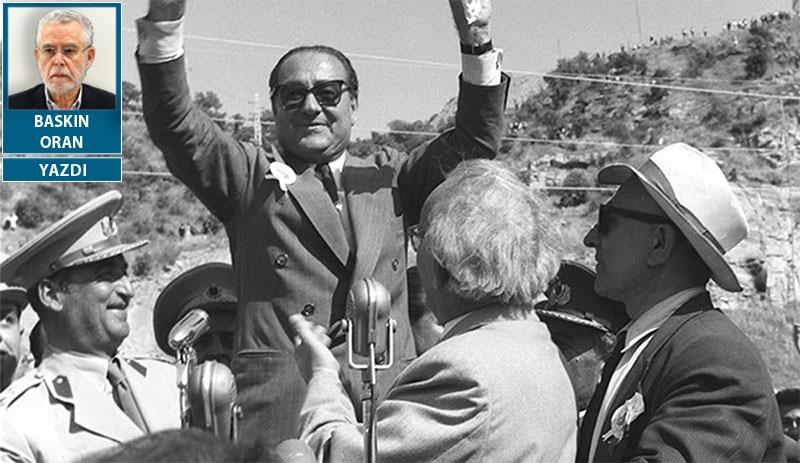 'Tarihten bir yaprak' Menderes'in Suriye macerası