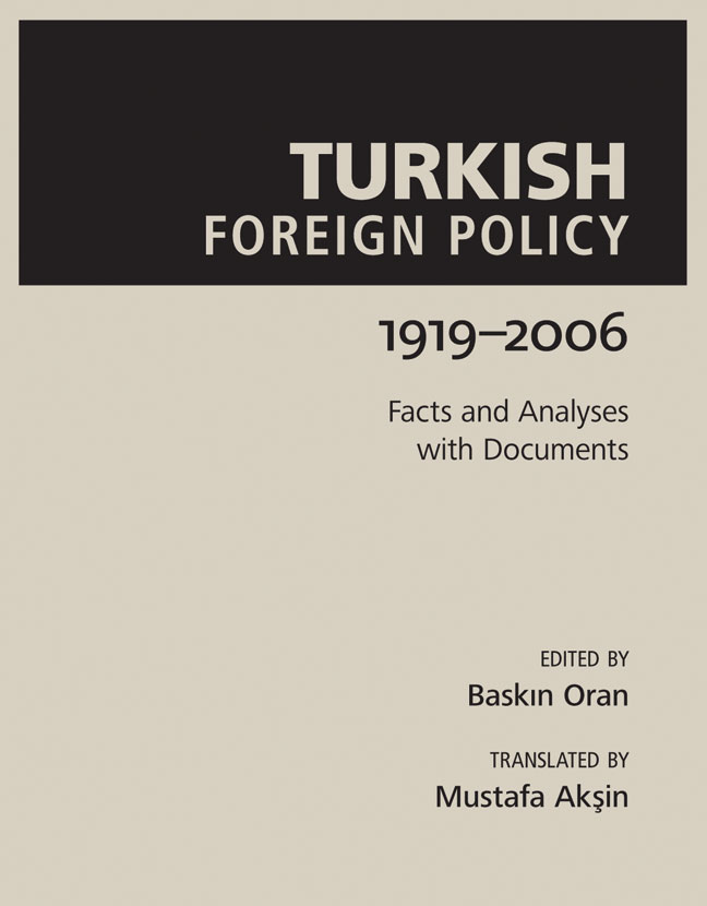 Turkish Foreign Policy