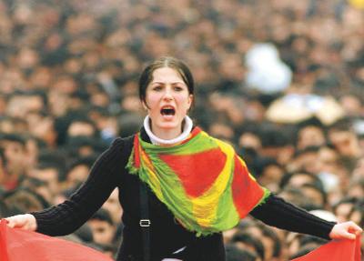 Türkiye Kürtlere hep asimilasyon uyguladı. Kürtlerin asimile olmayacağını anlamasıysa uzun sürdü. FOTOĞRAF REUTERS