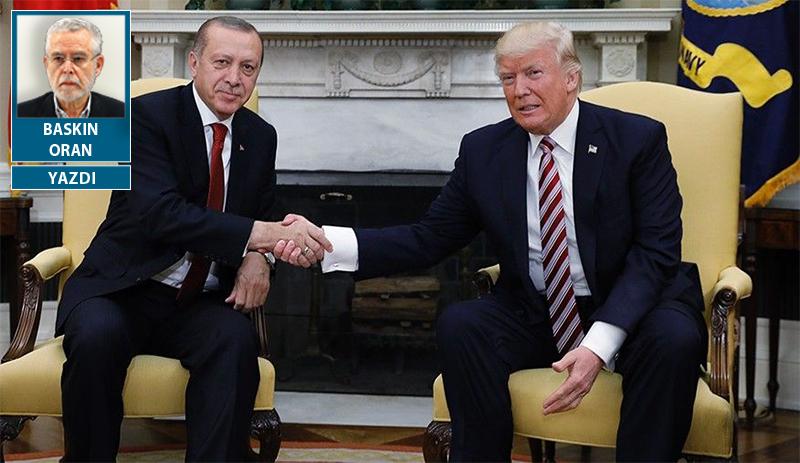 Can simitleri: Emlakçı Trump'ın Kudüs'ü, 'Siyaset Hukukçusu' Erdoğan'ın Lozan'ı