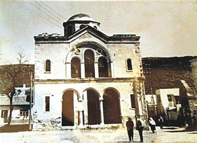 Bodrum Aya Nikola kilisesini nasıl yıktık