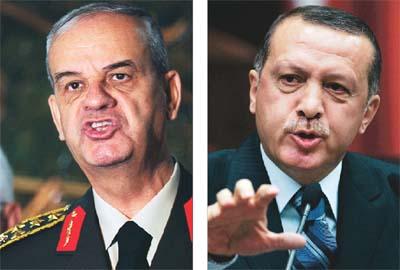 Hangisi hükümet, Başbuğ mu Erdoğan mı