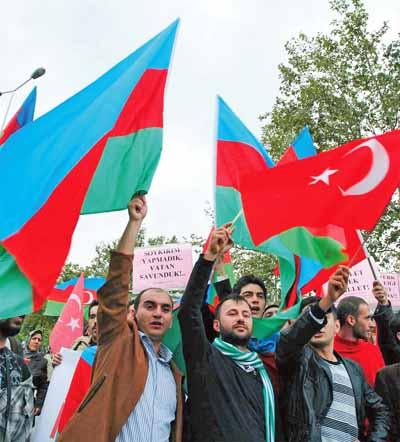 Kutsal ittifak Ermeni, Azeri ve Türk Taşnakları