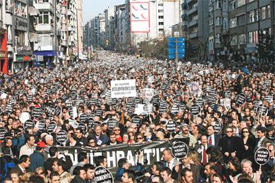 Türkiye'nin röntgeninde hüzün halleri
